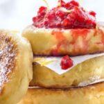 Low Carb Pancakes mit Quark