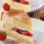 Amaretto Erdbeer Torte